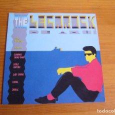 Discos de vinilo: VINILO LP THE LEGAROCK DE AQUÍ. Lote 110081695