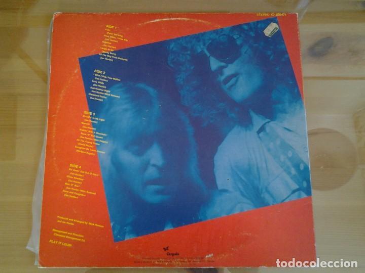 Discos de vinilo: IAN HUNTER -WELCOME TO THE CLUB - DOBLE LP EN DIRECTO CHRYSALIS 1980 ED. ESPAÑOLA XD-300.469 MUY BUE - Foto 5 - 110105619