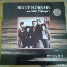 Discos de vinilo: BRUCE HORNSBY AND THE RANGE -THE WAY IT IS- RCA 1986 ED. ALEMANA PL89901 EN MUY BUENAS CONDICIONES.. Lote 110106083