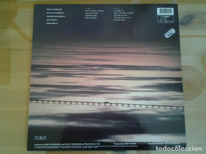 Discos de vinilo: BRUCE HORNSBY AND THE RANGE -THE WAY IT IS- RCA 1986 ED. ALEMANA PL89901 EN MUY BUENAS CONDICIONES. - Foto 4 - 110106083