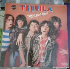 Discos de vinilo: TEQUILA ROCKANROLL, IMPERIAL/SERDISCO 1983. Lote 110112699