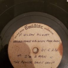Discos de vinilo: WILSON PICKETT. Lote 110131826