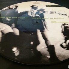 Discos de vinilo: L7- PRETEND WE'RE DEAD- PICTURE EDICION ESPECIAL NUMERADO.UK 1992.BRUTAL!!!. Lote 110141067