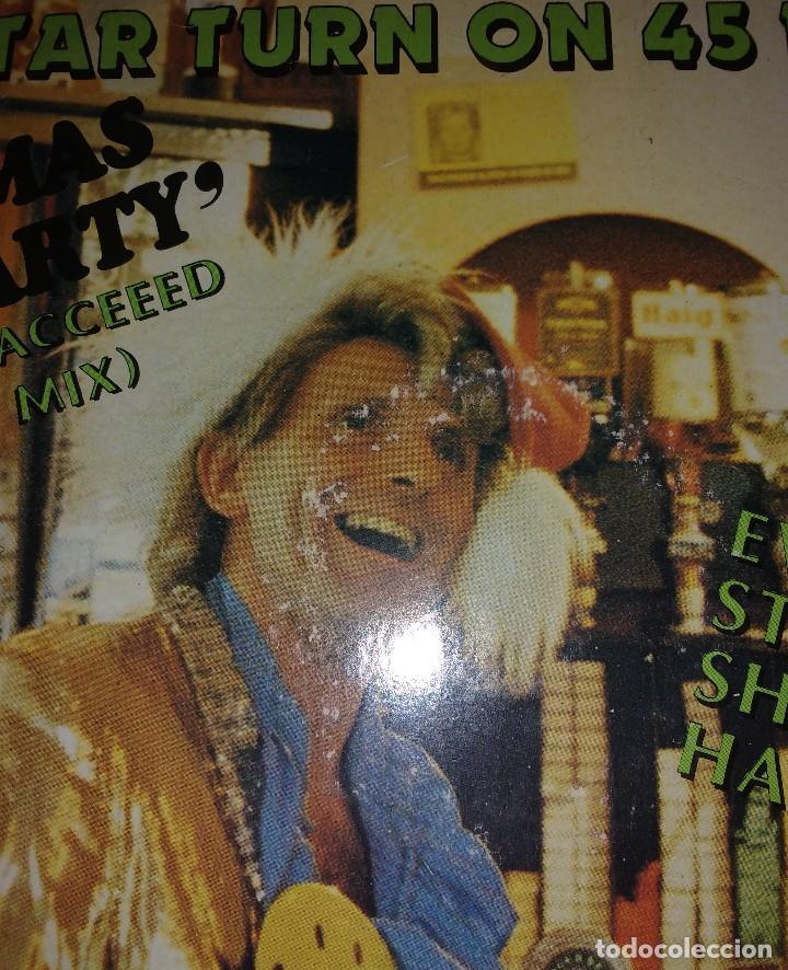 Discos de vinilo: Star Turn on 45 Pints– Xmas Party (Flacceeed Mix) - Foto 2 - 110151667