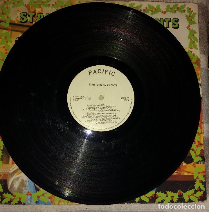Discos de vinilo: Star Turn on 45 Pints– Xmas Party (Flacceeed Mix) - Foto 4 - 110151667