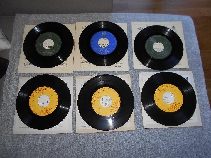Discos de vinilo: LOTE 6 DISCOS ALFREDO KRAUS VALENCIACANCIONES ITALIANAS EXITOS ROMANZAS 1 , 2 ,3 AÑOS 50 60 B.E. - Foto 11 - 110158575