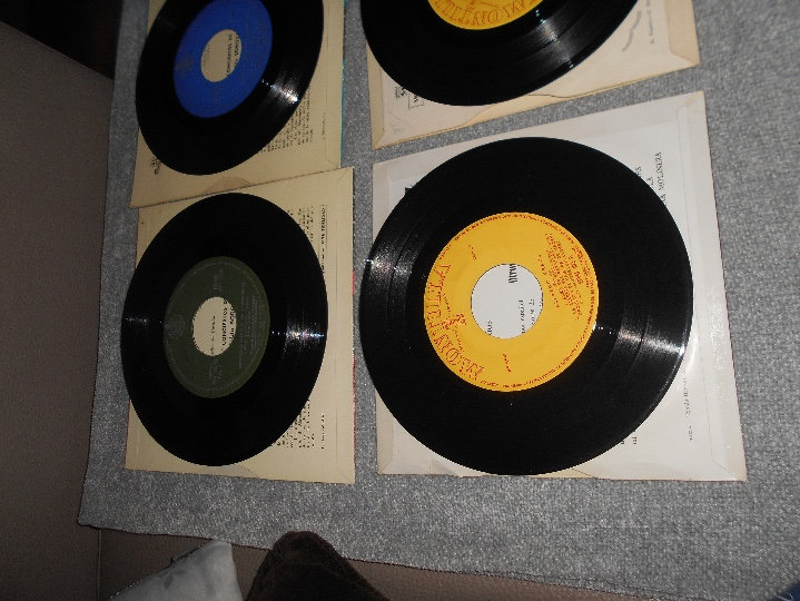 Discos de vinilo: LOTE 6 DISCOS ALFREDO KRAUS VALENCIACANCIONES ITALIANAS EXITOS ROMANZAS 1 , 2 ,3 AÑOS 50 60 B.E. - Foto 12 - 110158575