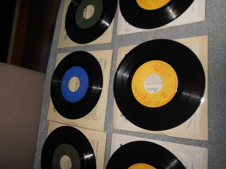 Discos de vinilo: LOTE 6 DISCOS ALFREDO KRAUS VALENCIACANCIONES ITALIANAS EXITOS ROMANZAS 1 , 2 ,3 AÑOS 50 60 B.E. - Foto 13 - 110158575