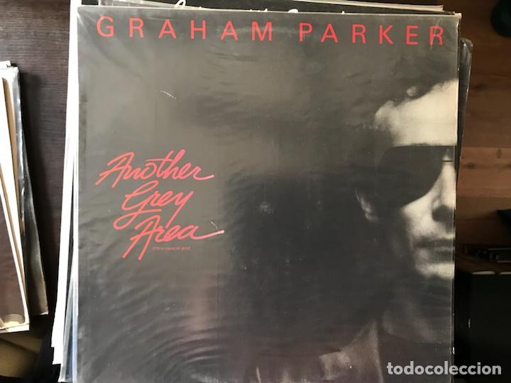 ANOTHER GREY AREA. GRAHAM PARKER (Música - Discos - LP Vinilo - Pop - Rock - New Wave Extranjero de los 80)