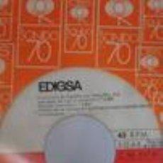 Discos de vinilo: RAIMON - CANÇO DE LES MANS + DUN TEMPS DUN PAIS (+2) SIN CARATULA (EP) - CATALA. Lote 110163516