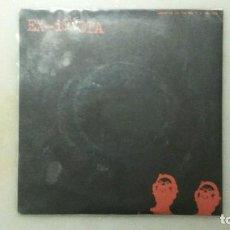 Discos de vinilo: DISCO SINGLE HARD CORE EX-IGNOTA. Lote 110169931