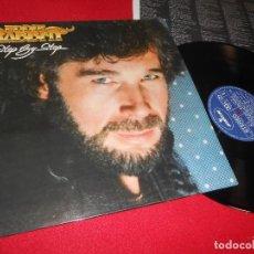 Discos de vinilo: EDDIE RABBITT STEP BY STEP LP 1981 MERCURY EDICION ESPAÑA SPAIN. Lote 110182235