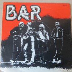 Discos de vinilo: SINGLE DE BAR. Lote 110183731