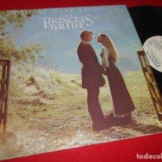 Discos de vinilo: PRINCES BRIDE BSO OST MARK KNOPLER LP 1987 VERTIGO EDICION ESPAÑA SPAIN DIRE STRAITS. Lote 110183995
