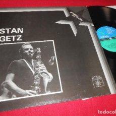 Discos de vinilo: STAN GETZ LP 1984 SOVISA EDICION ESPAÑOLA SPAIN. Lote 110189683