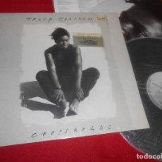 Discos de vinilo: TRACY CHAPMAN CROSSROADS LP 1989 ELEKTRA EDICION GERMANY ALEMANIA. Lote 110191023