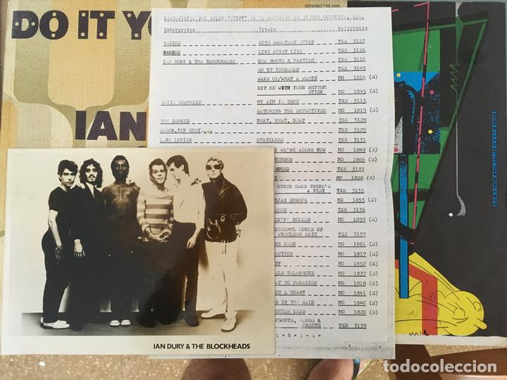 Lp ian dury the blockheads do it yourself comprar discos lp lp ian dury the blockheads do it yourself msica discos lp solutioingenieria Choice Image