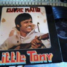 Discos de vinilo: LITTLE TONY LO CUORE MARTÍ.ESPAÑA 1977. Lote 110212435