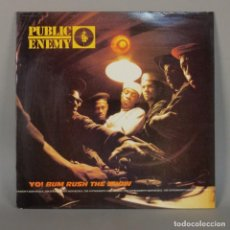 Discos de vinilo: LP / VINILO. PUBLIC ENEMY - YO! BUM RUSH THE SHOW. ALEMANIA 1987 (BRD). Lote 110222751