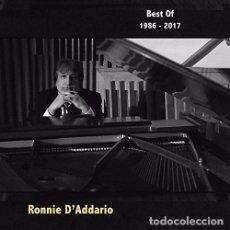Discos de vinilo: LP RONNIE D'ADDARIO BEST OF 1986-2017 VINILO. Lote 110226463