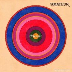 Discos de vinilo: LP AMATEUR DEBUT! VINILO LA BUENA VIDA. Lote 110230543