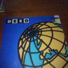 Discos de vinilo: DEED VOL 1. DIGITAL EXPERIENCE ESPECIAL D´JOCKEYS. B16DVD. Lote 110231503