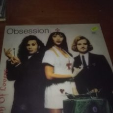 Discos de vinilo: OBSESSION. ARMY OF LOVERS. B16V. Lote 110231739