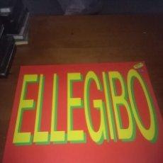 Discos de vinilo: ELI EGIBO. UNA HISTORIA DE IFA EJIGBO. B16V. Lote 110232495