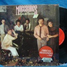 Discos de vinilo: - MOCEDADES - LA MÚSICA - CBS 1983. Lote 110247583