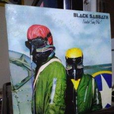 Discos de vinilo: BLACK SABBATH NEVER SAY DIE LP. Lote 110248127