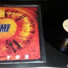Discos de vinilo: EMF - IT'S YOU- EUROPE 1992.INDIE ROCK.. Lote 110250850