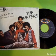 Discos de vinilo: THE METERS - LOOK KA PY PY + THIS IS MY LAST AFFAIR. Lote 110263603