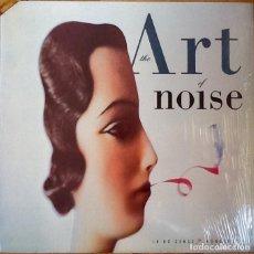 Discos de vinilo: THE ART OF NOISE : IN NO SENSE? NONSENSE! [USA 1987] LP. Lote 110275135