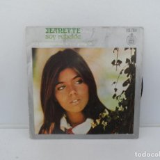 Discos de vinil: JEANETTE SINGLE VINILO HISPAVOX . Lote 110278207