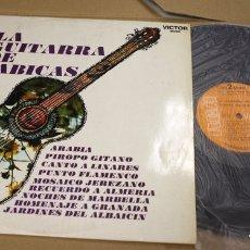 Discos de vinil: LP LA GUITARRA DE SABICAS. RCA. AÑO 1969. Lote 110320342