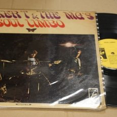 Discos de vinilo: LP BOOKER T & THE MG'S. SOUL LIMBO. MOVIEPLAY. AÑO 1969. Lote 131706513