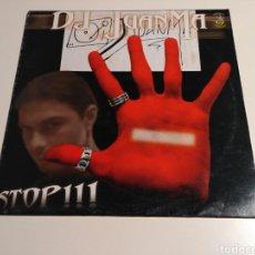 Discos de vinilo: DJ JUANMA - STOP!!!. Lote 110330092