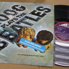 Dischi in vinile: LP MOOG PLAYS THE BEATLES. AVCO EMBASSY.. Lote 110339766