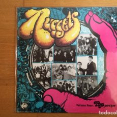 Discos de vinilo: NUGGETS. VOL FOUR: POP PART TWO. Lote 110354342