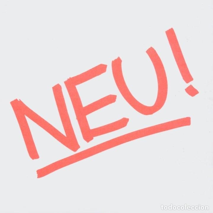 LP NEU! KRAUT ROCK VINILO (Música - Discos - LP Vinilo - Pop - Rock - Extranjero de los 70)