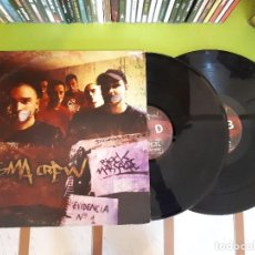 Discos de vinilo: DOGMA CREW - BLOCK MASSACRE - DOBLE LP . Lote 110358143