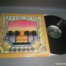 Discos de vinilo: 918- FLYING HOME - SUMMER DISCO VINILO LP -PORT VG ++ DISCO VG +. Lote 110383935