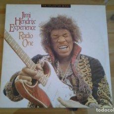 Discos de vinilo: JIMI HENDRIX EXPERIENCE -RADIO ONE- THE COLLECTOR SERIES CASTLE 1989 ED. INGLESA CCSLP 212 DOBLE LP. Lote 110408987