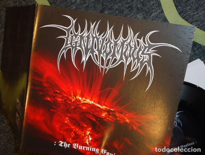 Discos de vinilo: Ignivomous / Tzun Tzu - The Burning Equinox / Assassins - 7 [Nuclear War Now!. 2008] - Foto 2 - 110415551