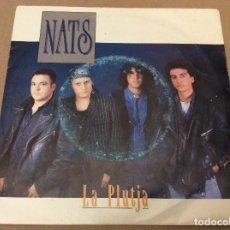 Discos de vinilo: NATS. LA PLUTJA. DRO 1992. Lote 110417571