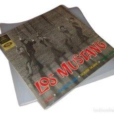 Discos de vinilo: 500 FUNDAS EXTERIORES GALGA 400 PARA DISCOS DE VINILO SINGLE 7 Y EP - NUEVAS -. Lote 203950770