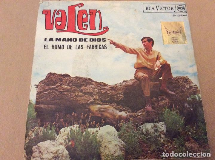 Fabrica Vinilos Espaa.Valen La Mano De Dios El Humo De Las Fabricas Rca Victor 1967
