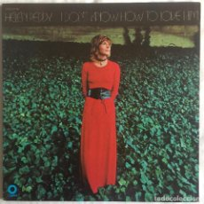 Discos de vinilo: HELEN REDDY ( I DON'T KNOW HOW TO LOVE HIM ) 'CAPITOL' USA-1971 LP33. Lote 110420815