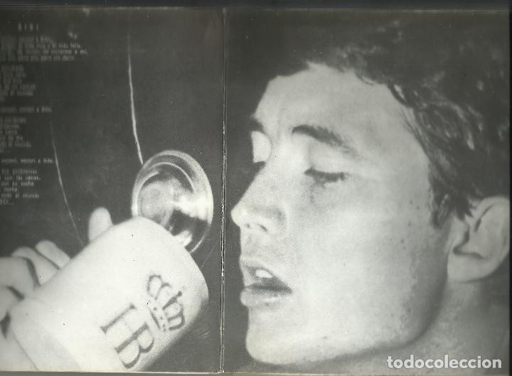 Discos de vinilo: Manolo Diaz - Postguerra, Vini una ola, Bibi - EP 2ª Edición - Sono Play SBP-10.058 - 1967 - Foto 2 - 110422263