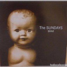 Disques de vinyle: THE SUNDAYS - BLIND EDIC. INGLESA PARLOPHONE - 1992. Lote 110470863